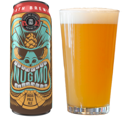 Toppling Goliath Brewing Co. Toppling Goliath Brewing Co. Nugmo - 473 ml