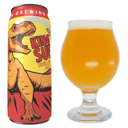 Toppling Goliath Brewing Co. Toppling Goliath Brewing Co. King Sue - 473 ml