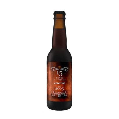 Brouwerij Emelisse (Slot Oostende) Emelisse Imperial Russian Stout Kilchoman BA (15th Anniversary) - 33 cl