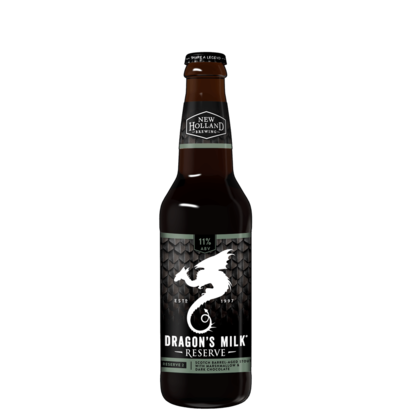 New Holland Brewing Company Dragon's Milk Reserve: Scotch Barrel-Aged Stout With Marshmallow & Dark Chocolate (2020-2) - 35,5 cl