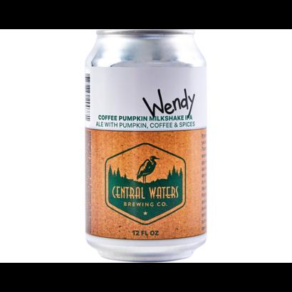 Central Waters Brewing Co. Central Waters - Wendy Coffee Pumpkin Milkshake IPA - 35,5 cl