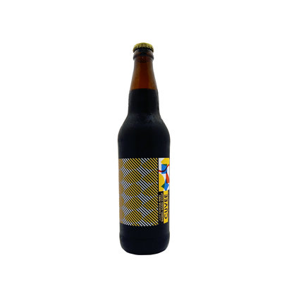 Cycle Brewing Cycle Brewing Cuvee - Just Cocoa Nibs (2020) - 65 cl