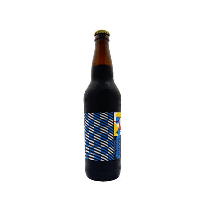 Cycle Brewing Cycle Brewing Cuvee - Just Coconut (2020) - 65 cl