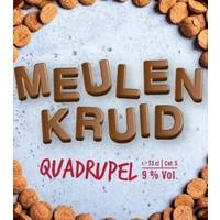 Brouwerij 't Meuleneind Brouwerij 't Meuleneind Meulenkruid Quadrupel