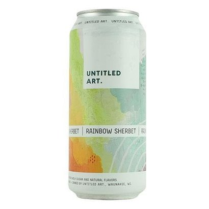 Untitled Art Untitled Art. Rainbow Sherbet - 473 ml