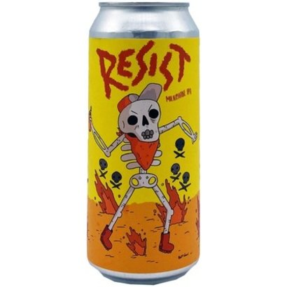 The Brewing Projekt The Brewing Projekt  Resist Mango Smoothie - 473 ml