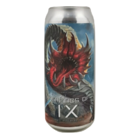 Adroit Theory Brewing Company Adroit Theory Heretics of IX (Ghost 853)