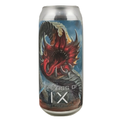 Adroit Theory Brewing Company Adroit Theory Heretics of IX (Ghost 853) - 473 ml