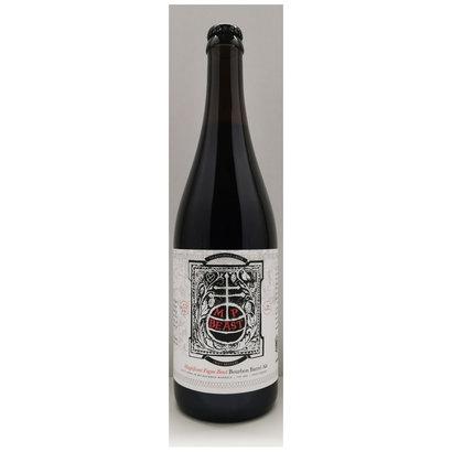 Lickinghole Creek Lickinghole Creek Magnificent Pagan Beast Bourbon Barrel Ale Vintage 2017  - 75 cl