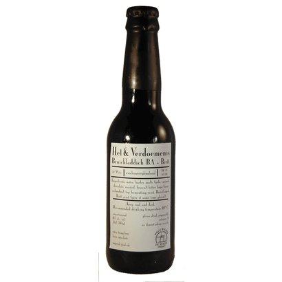 Brouwerij De Molen De Molen Hel & Verdoemenis Bruichladdich Barrel Aged - Brett - 33 cl