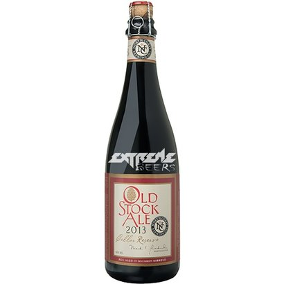 North Coast Brewing Co North Coast Brewing Old Stock Ale Cellar Reserve 2013 (Bourbon Barrel Aged) - 50 cl