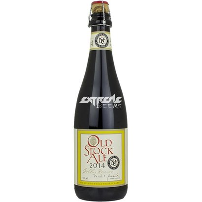 North Coast Brewing Co North Coast Old Stock Ale Cellar Reserve 2014 (Wheat Whiskey Barrel Aged) - 50 cl