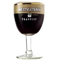 Westvleteren Trappist Westvleteren Beer Glass 33 cl
