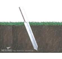 Nesling Ancre pour pôle avec Flex oeil N100-065-070