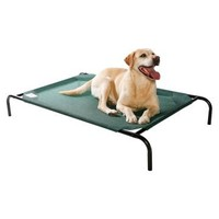 Coolaroo Dog bed Large groen 110x80cm
