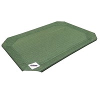 Coolaroo Pet Bed replacement Cover Large Green