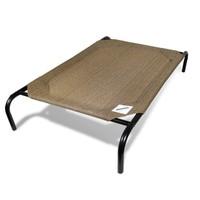 Coolaroo Dog bed Large bruin 110x80cm