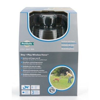 PetSafe Stay + Play Wireless Fence Draadloos omheiningssysteem PIF45-13479