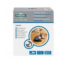SSSCAT Spray Deterrent - Ultimate Cat Control System PDT19-16170