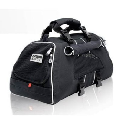 PetEgo PetEgo Jet Set draagtas voor hond en kat zwart