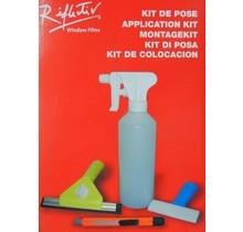 Kit de pose Films (pulvérisateur - raclette - grattoir - cutter)