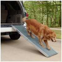 Solvit - Mr. Herzher's by PetSafe PetRamp Deluxe rampe pour chien