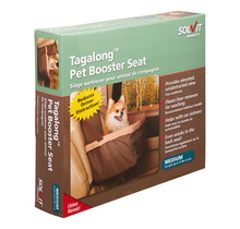 Happy Ride Tagalong Pet Booster Seat - Stoelverhoger