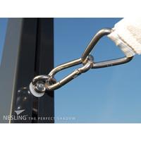 Nesling extra flex eye Nesling pole