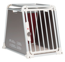 4Pets Cage de transport voiture chien PetBox Pro 1