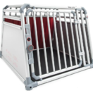 4Pets Safe dog crate - carrier for car PetBox Pro 4