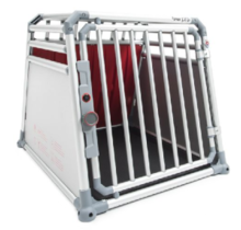 4Pets Safe dog crate - carrier for car PetBox Pro 3