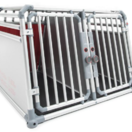 4Pets Safe dog crate - carrier for car PetBox Pro 22
