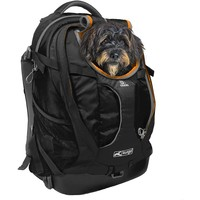 Kurgo Lifetime Warranty Sac à dos pour chien ou chat G-Train K9