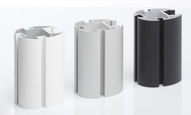 White - Aluminium - Dusk