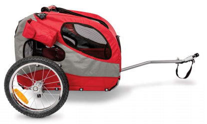 Happy Ride Dog Bicycle Trailer MEDIUM (max 23 kg) SalesDepot