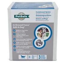 Collier-récepteur supplémentaire pour chiens têtus PIG19-10763