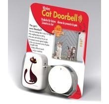 cat doorbell - sonnette pour chat et chien