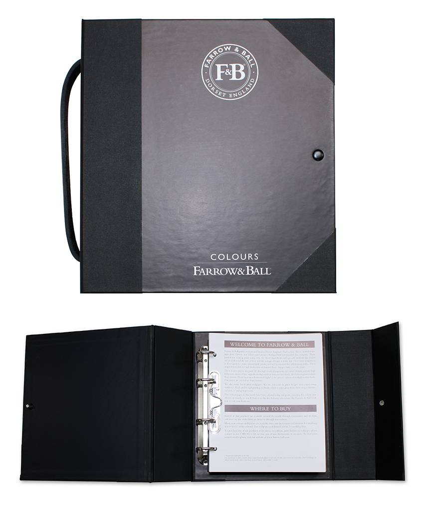 Farrow & Ball Large Colour Book online bestellen