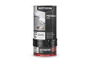 Rust-Oleum Polycoat 2K Heavy Duty Vernis 4900