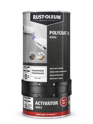 Rust-Oleum Polycoat 2K Heavy Duty Vernis 4900 online kopen