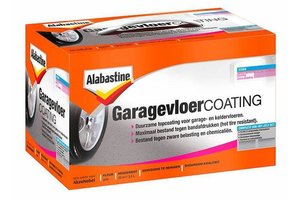 Alabastine Garagevloer coating