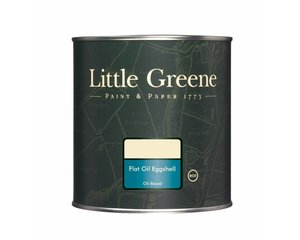 Little Greene Flat Oil Eggshell