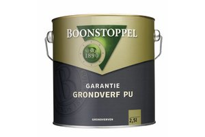 Boonstoppel Garantie Grondverf PU