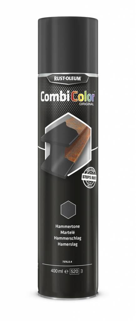 Rust-Oleum Combicolor Hamerslag Spuitbus