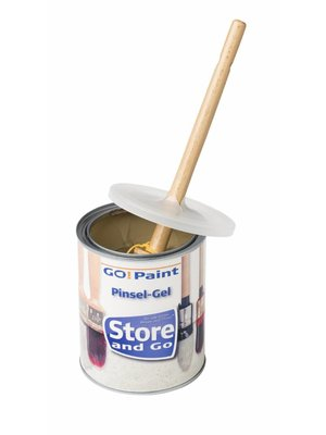Go!Paint Store and Go DHZ kwastenpot