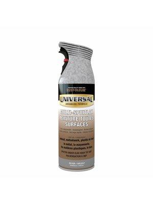 Rust-Oleum Universal Metallic Zilver Hamerslag