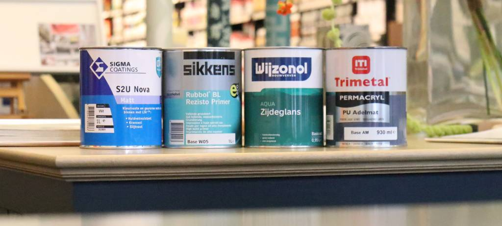 Bekend De 10 misverstanden over watergedragen verf - Verfwebwinkel.nl DV94