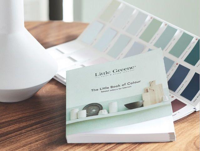 Little Greene's Little Book of Colour: jouw inspiratiehandboek