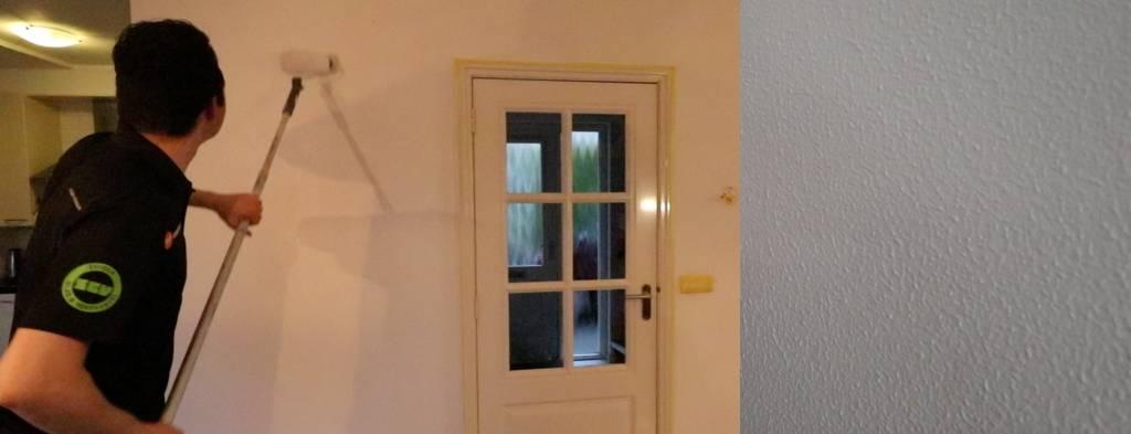 Populair Hoe schilder je een muur met structuur? - Verfwebwinkel.nl XH71