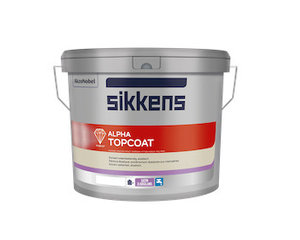 Sikkens Alpha Topcoat